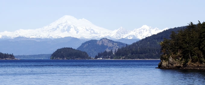 Contact Us photo - Mount Baker